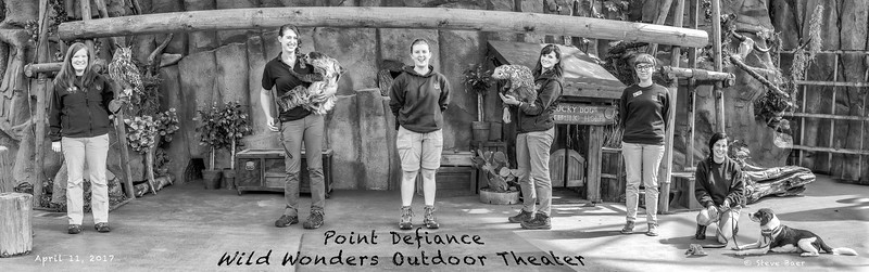 Point Defiance Wild Wonders Outdoor Theater