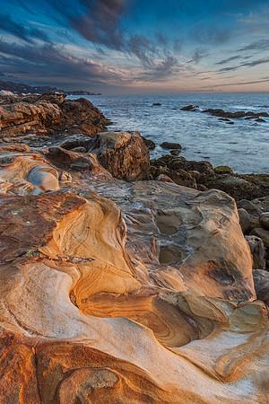 Sandstone Glow
