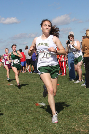 Point Park Women's Cross Country at Saint Vincent College Invitational