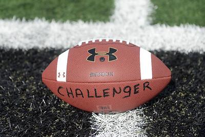 The Point Pirates Challenger Football Team held their 2019 Season Opener at Point Pleasant Boro High School Varsity Football Field, in Point Pleasant Boro, NJ on 09/01/2019. (STEVE WEXLER/THE OCEAN STAR).