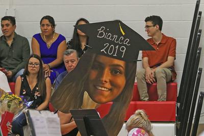 The 2019 Graduation Ceremony for Point Pleasant Beach High School in Point Pleasant Beach, NJ on 6/20/19. [DANIELLA HEMINGHAUS | THE OCEAN STAR]