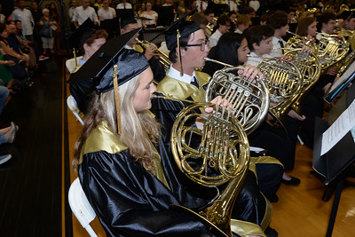 2019 Point Pleasant Borough High School Graduation Commencement Exercizes, 06/20/2019. (STEVE WEXLER/THE OCEAN STAE).