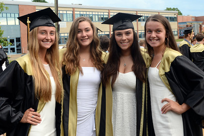 Point Pleasant Borough High School 2019 Graduation Commencement Exercizes, held on 06/20/2019. (STEVE WEXLER/THE OCEAN STAR).