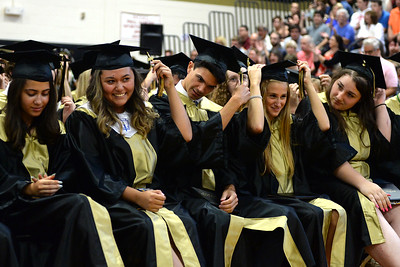 2019 Point Pleasant Borough High School Graduation Commencement Exercizes, 06/20/2019. (STEVE WEXLER/THE OCEAN STAR).