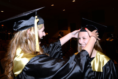 2019 Point Pleasant Borough High School Graduation Commencement Exercizes, 06/20/2019. (STEVE WEXLER/THE OCEAN STAR).