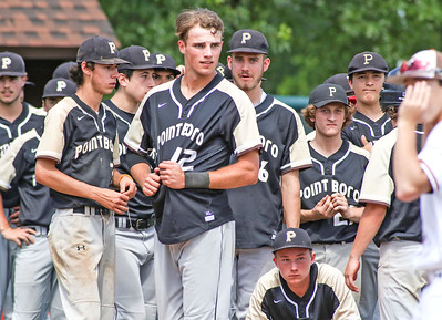 Point Pleasant Boro baseball v/s Pascack Hills in the NJSIAA Group II Final in Hamilton, NJ on 6/8/19. Final 2-0 Pascack Hills. [DANIELLA HEMINGHAUS | THE OCEAN STAR]
