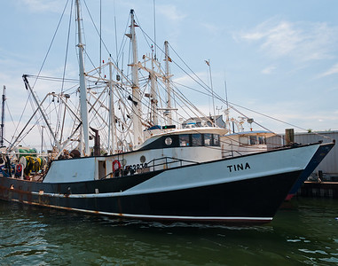 Fishing Vessel Tina, Point Pleasant, NJ