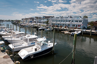 Condos and Boat Docks, Point Pleasant, NJ