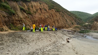 Wilderness Volunteers: 2017 Point Reyes National Seashore (California) Service Trip