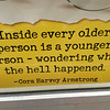 Cora Harvey Armstrong Quote