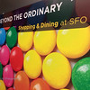 Sign at SFO