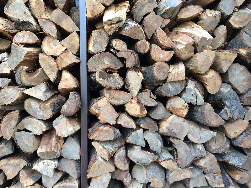 Woodpile - Marin Country Mart