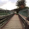 Corte Madera Creek Footbridge