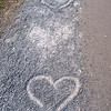 Gravel Hearts - Corte Madera Creek Bikepath