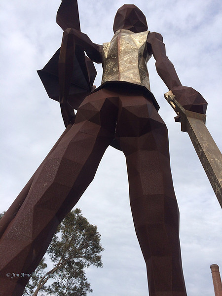 Sir Francis Drake Sculpture