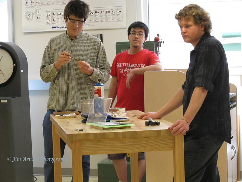 Science-Math-Nursing Ribbon Cutting