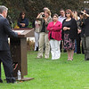College of Marin - September 11th Tenth Anniversary Ceremony