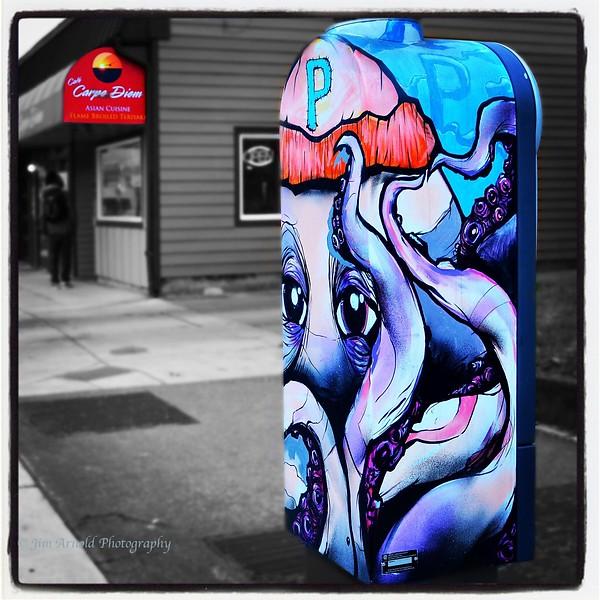 Art is Everywhere - Eugene