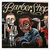 Barber Shop Art - Eugene