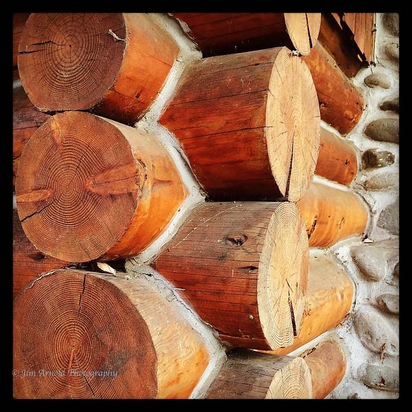 Skinner Butte Log Cabin
