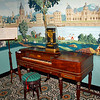 This piano is original to the home