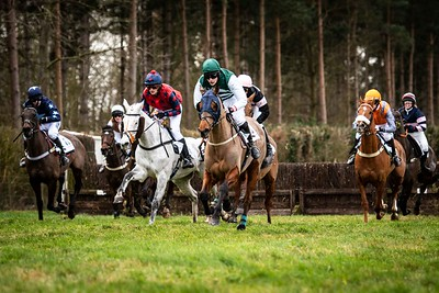North Norfolk Harriers Point to Point at Higham