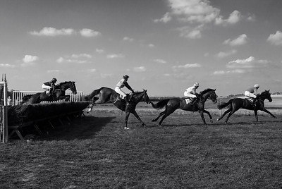 Kingston Blount point-to-point