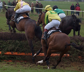 Andoversford point-to-point
