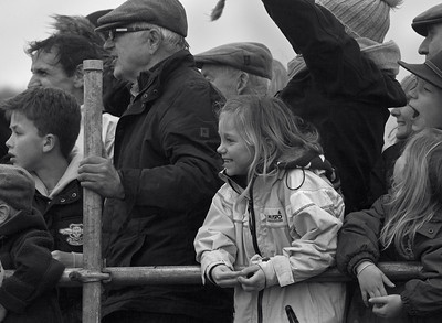 Spectators, West Lockinge point-to-point