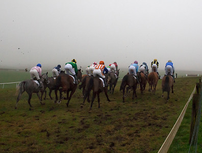 Bumper race, Barbury point-to-point