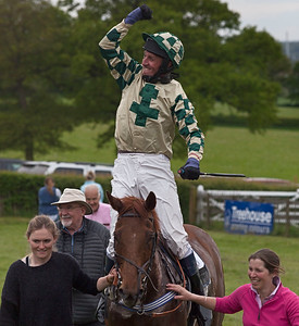 Post-race, Chaddesley Corbett point-to-point