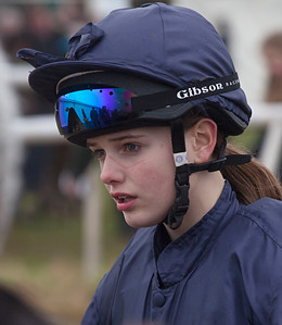 Post-race, Andoversford pony racing