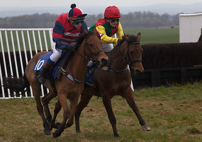 West Lockinge pony racing