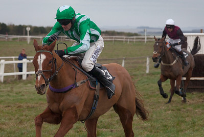 Larkhill point-to-point