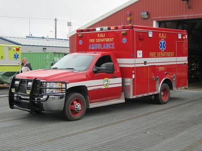 Point Lay Fire Department Alaska