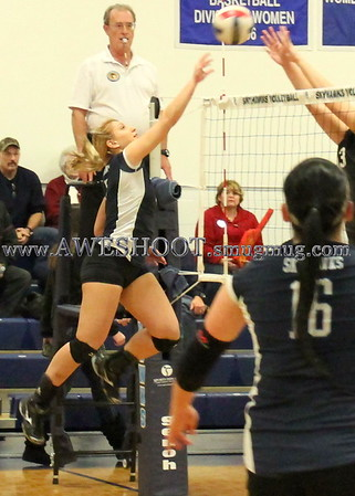 Point vs Bryan Volleyball