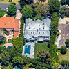 Maria Shriver's Home in Brentwood