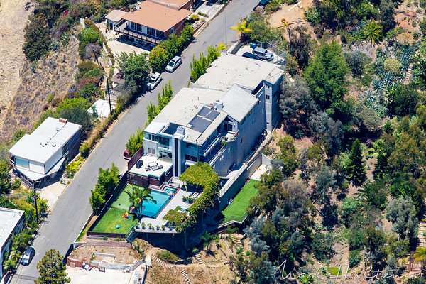 Fergie's Home in Brentwood