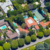 Carl Reiner's Home in Beverly Hills