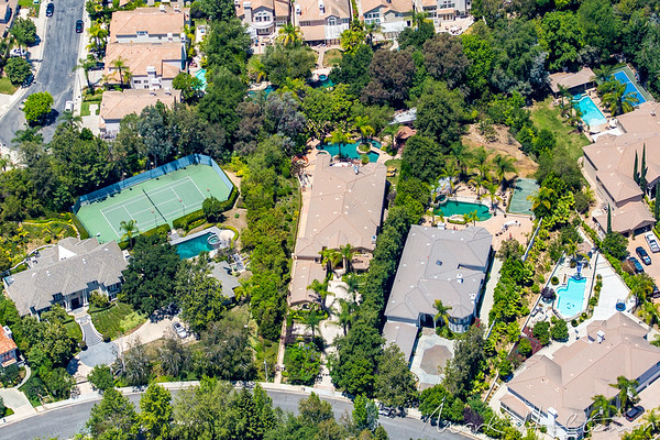 Richie Sambora's Home in Calabasas