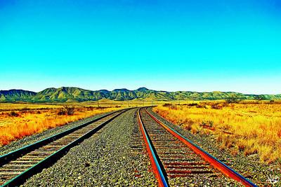 Desert Rails