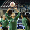 Pojoaque –vs- Navajo Prep in the Class 4A State VB Tournament, first round match played at the Santa Ana Star Center, Rio Rancho Thursday, November 10, 2016. Clyde Mueller/The New Mexican