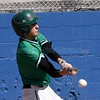 Pojoaque Valley at St. Michael's baseball game played Thursday, April 20, 2017 at the Christian Brothers Athletic Complex, St. Michael's. Clyde Mueller/The New Mexican
