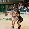 The first quarter of the Pojoaque High School vs Española Valley High School at Pojoaque on Friday, March 8, 2019. Luis Sánchez Saturno/The New Mexican