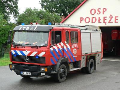 OSP Podleze