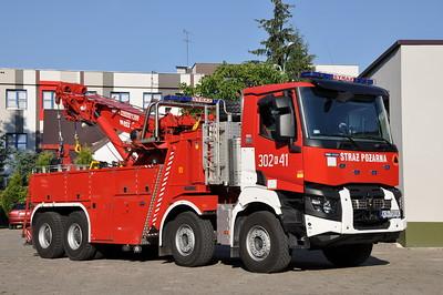 Państwowa Straż Pożarna Krakow
