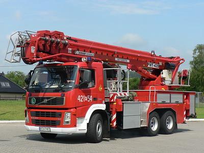 Państwowa Straż Pożarna Chrzanow / Chrzanow Fire Brigade