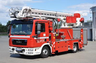 Państwowa Straż Pożarna Lubliniec / Lubliniec Fire Brigade
