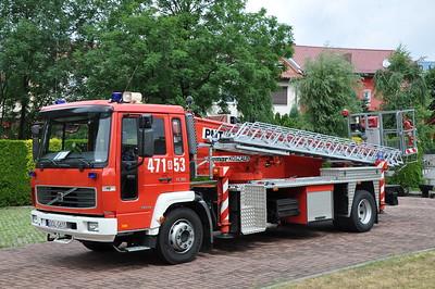 Państwowa Straż Pożarna Olesno / Olesno Fire Brigade