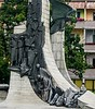 Polish Victims Monument for WWI and WWII. Located in Czestochowa, Poland.